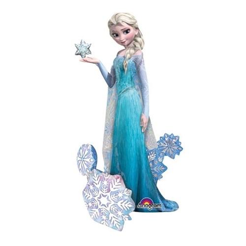 Pandoli Airwalker Frozen Elsa The Snow Queen Balon