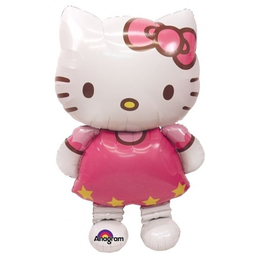 Pandoli Airwalker Hello Kitty Balon