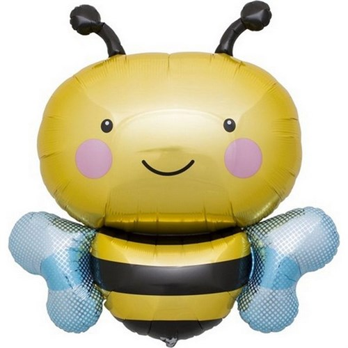 Pandoli Supershape Folyo Bumble Bee Balon