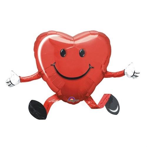 Pandoli Airwalker Happy Hugs Balon