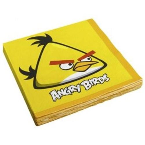 Pandoli Angry Birds Peçete 20 Li