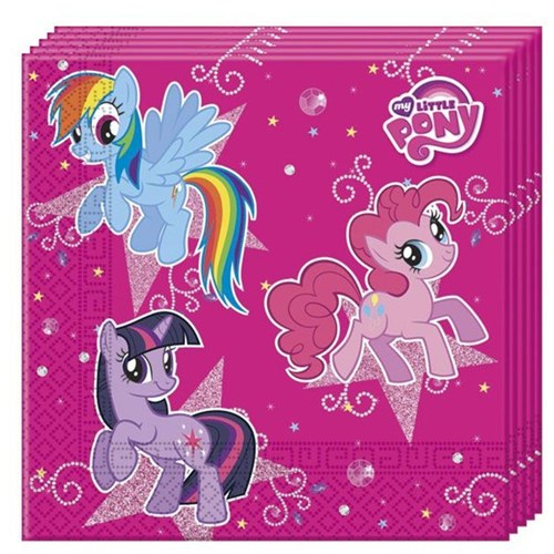 Pandoli My Little Pony 20 Adet Peçete