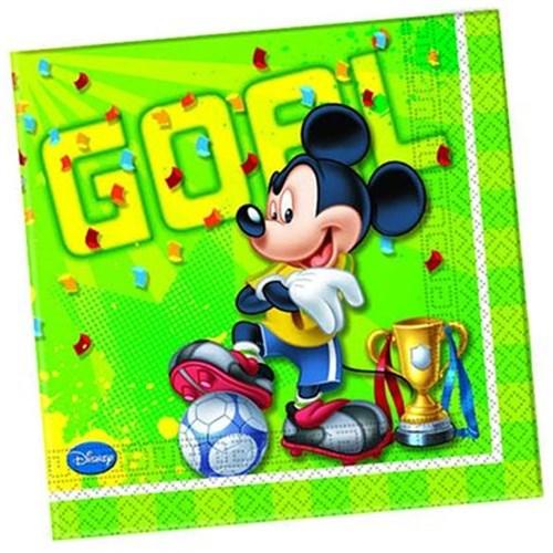 Pandoli Mickey Goal Peçete 20 Adet