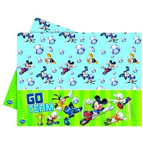 Pandoli Mickey Goal Masa Örtüsü 120X180 Cm Plastik