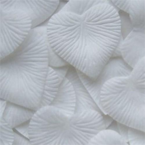 Pandoli Beyaz Renk Kalp Konfeti 100 Lü