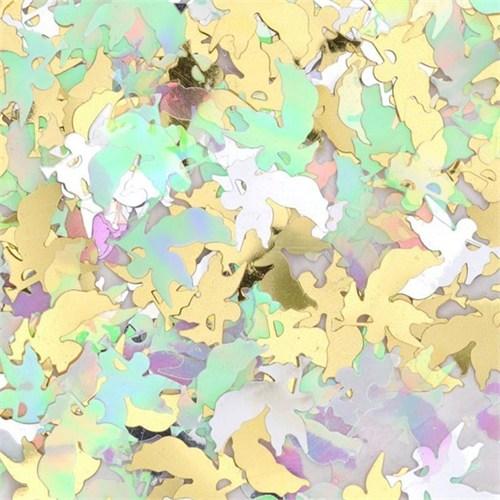 Pandoli Melek Figürlü Sarı Renk Masa Üzeri Serpme Konfeti 15 Gr