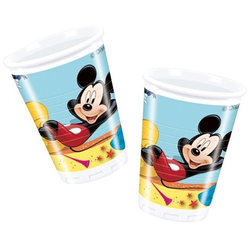 Pandoli Mickey Carnival Bardak 10 Adet Plastik
