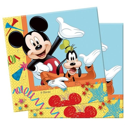 Pandoli Mickey Carnival Peçete 20 Li