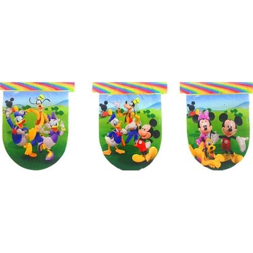 Pandoli Mickey Bayrak Set 11 Bayraklı 150X120 Cm