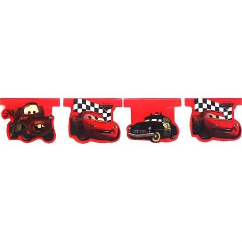 Pandoli Cars Bayrak Set 11 Bayraklı 150X20 Cm