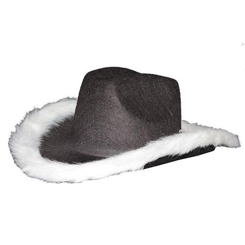 Pandoli Siyah Rodeo Şapkası