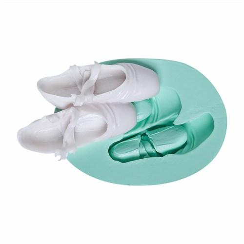 Kurdelya Balerin Ayakkabısı Silikon Kalıbı