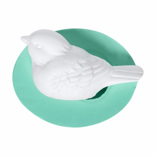 Kurdelya Serçe Kuşu Silikon Kalıbı