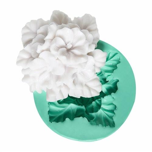 Kurdelya Masa Üstü Çiçeği Silikon Kalıbı