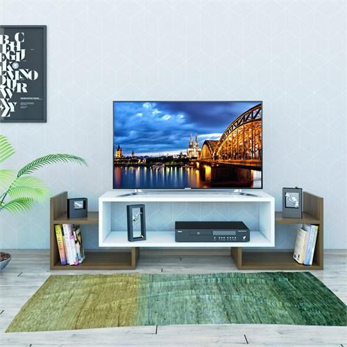 Eyibil Mobilya Linda Tv Sehpası Tv Ünitesi 140 cm