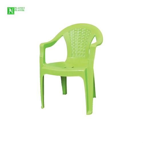 Bunjee Aqua Plastik Sandalye Yeşil