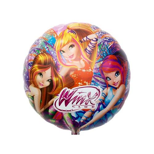 KullanAtMarket Winx Club Folyo Balon 45 Cm