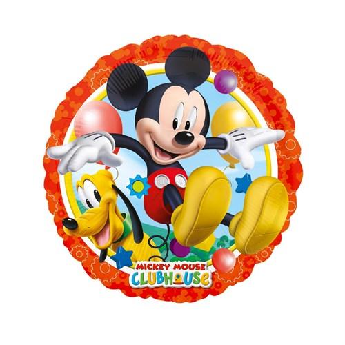 KullanAtMarket Mickey Club House Folyo Balon 45 Cm