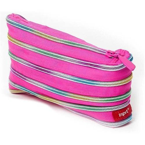 Zipit Strawberry Pink & Rainbow Teeth