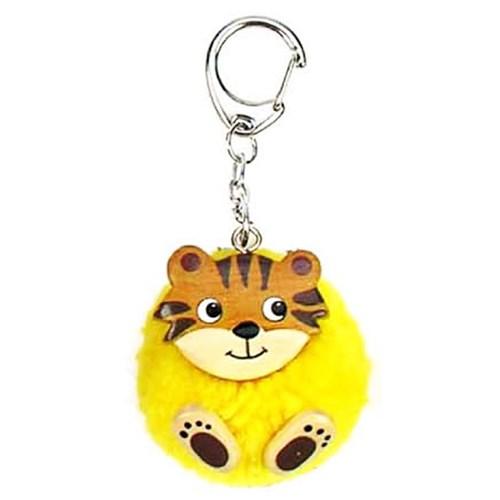 Nev-Ecolinea Pom Pom Anahtarlık Tiger