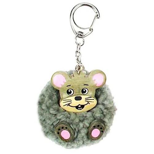 Nev-Ecolinea Pom Pom Anahtarlık Mouse