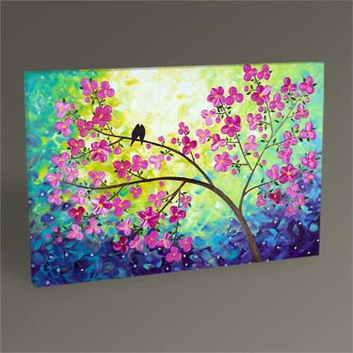 Tablo 360 Güvercinler Tablo 45X30