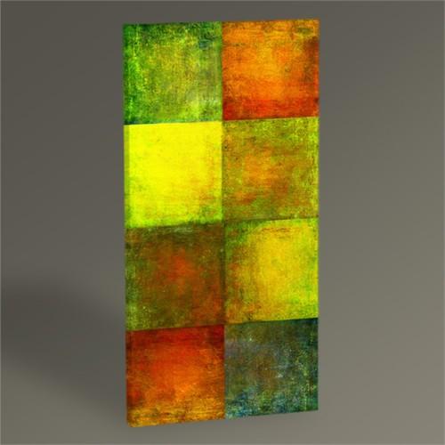 Tablo 360 Soyut Yağlı Boya Tablo 60X30