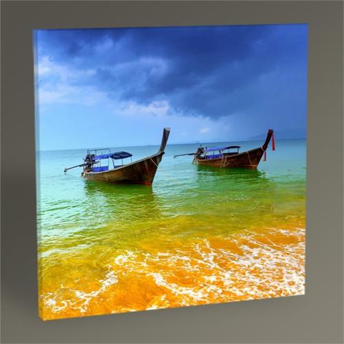 Tablo 360 Egzotik Plaj Tablo 30X30