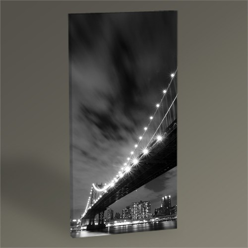 Tablo 360 New York Manhattan Bridge Tablo 60X30