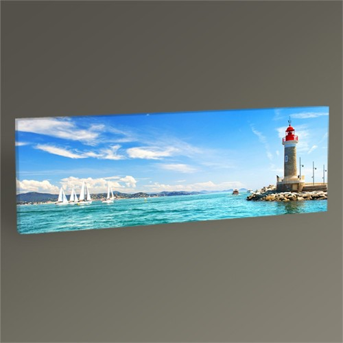 Tablo 360 Deniz Feneri Tablo 60X20