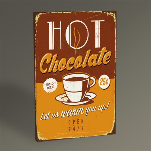 Tablo 360 Hot Chocolate Tablo 45X30