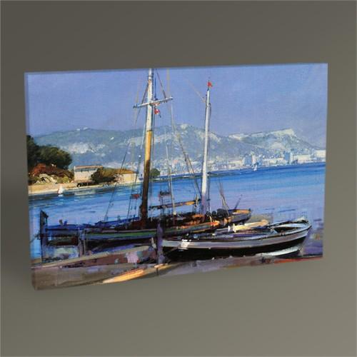 Tablo 360 Fishing Boats Tablo 45X30