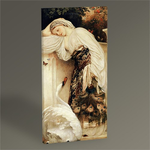 Tablo 360 Frederic Leighton Odalık Tablo 60X30