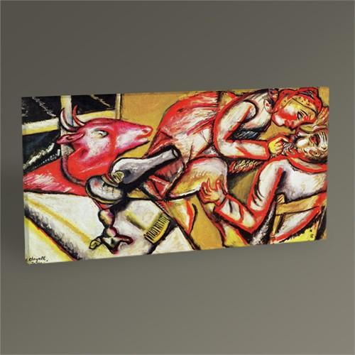 Tablo 360 Marc Chagall Interior Tablo 60X30