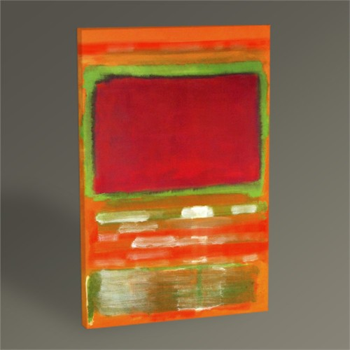 Tablo 360 Mark Rothko No:15 Tablo 45X30