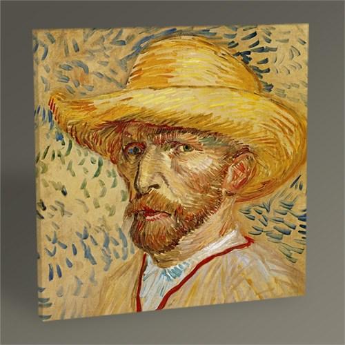 Tablo 360 Vincent Van Gogh Portre Tablo 30X30