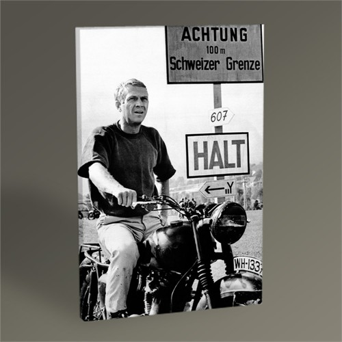 Tablo 360 Steve Mcqueen Tablo 45X30