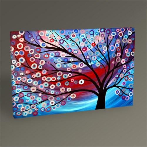 Tablo 360 Abstract Iıı Tree Tablo 45X30