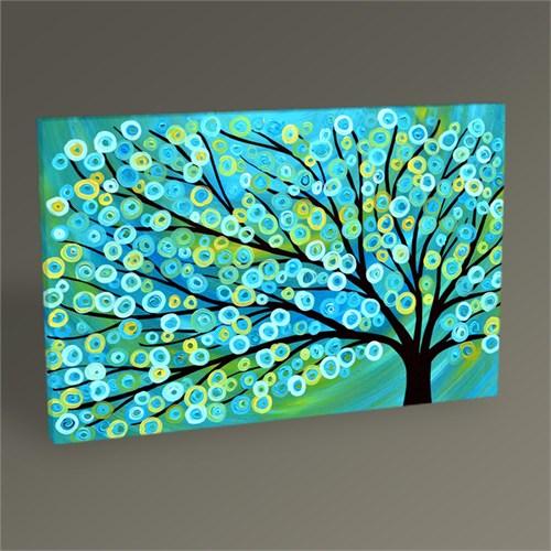 Tablo 360 Abstract Iv Tree Tablo 45X30