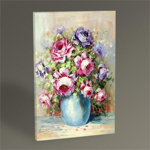 Tablo 360 Vazoda Çiçekler Iı Tablo 45X30