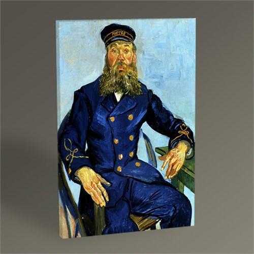 Tablo 360 Vincent Van Gogh-Josep Roulin Tablo 45X30