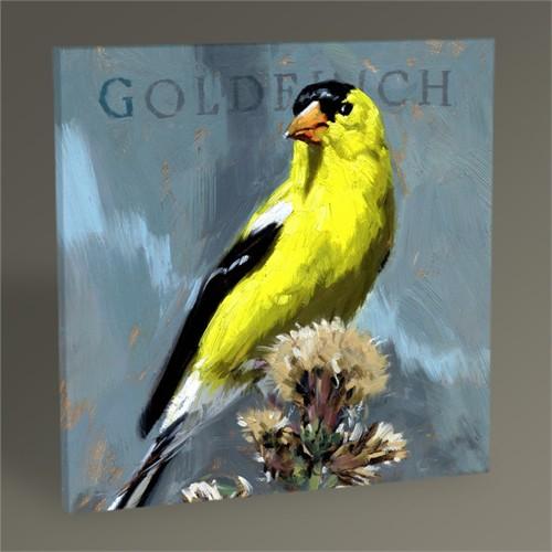 Tablo 360 Goldfinch Tablo 30X30