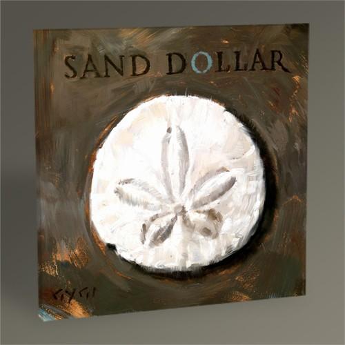 Tablo 360 Sand Dollar Tablo 30X30
