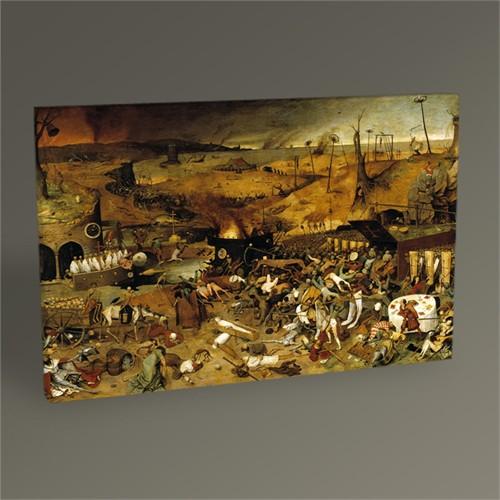 Tablo 360 Pieter Bruegel De Triomf Van De Dood 45X30