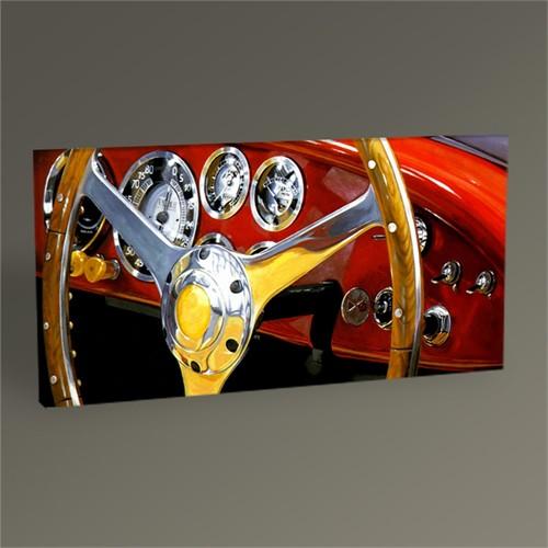 Tablo 360 Klasik Araba Tablo 60X30