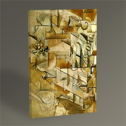 Tablo 360 Georges Braque Untitled 45X30