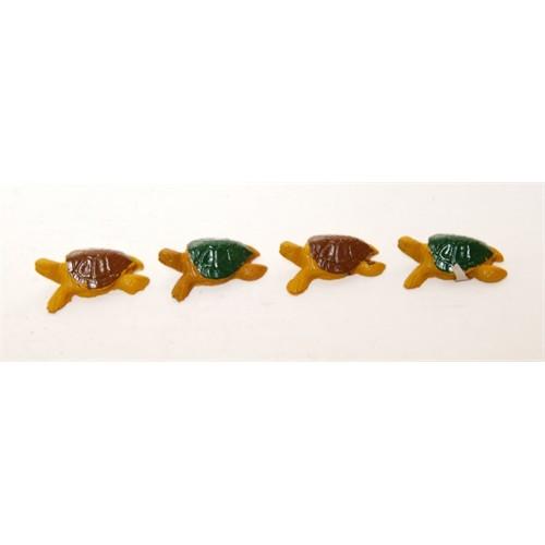 Atadan Kaplumbağa Mini Heykel-20 Adet