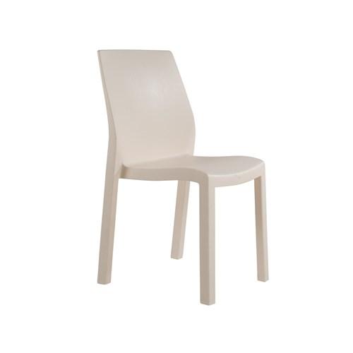 Papatya Yummy Sandalye Fildişi