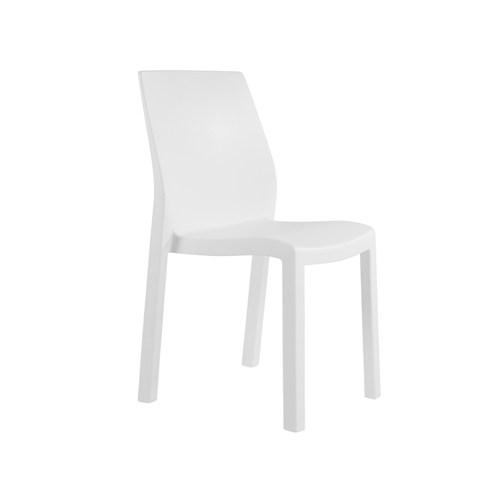 Papatya Yummy Sandalye Beyaz