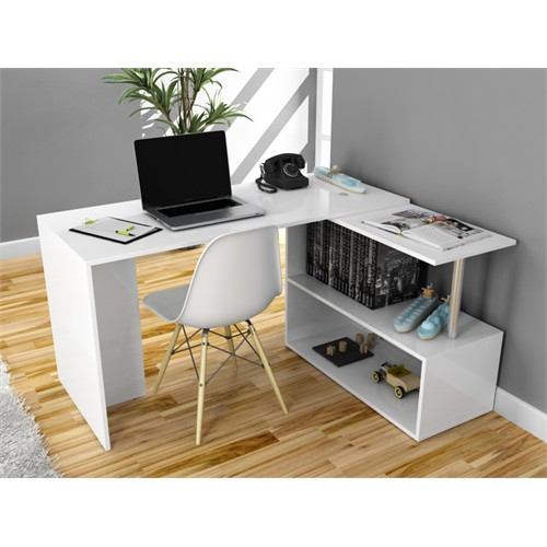 Hepsiburada Home Gelincik Fonksiyonel Ofis Masası